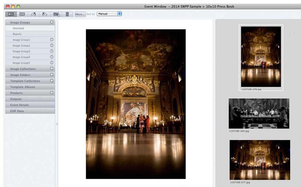 Photojunction Image Management